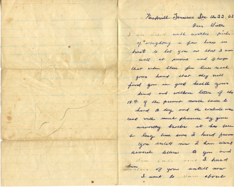 Mitchell Family Civil War Letters (p. 34)