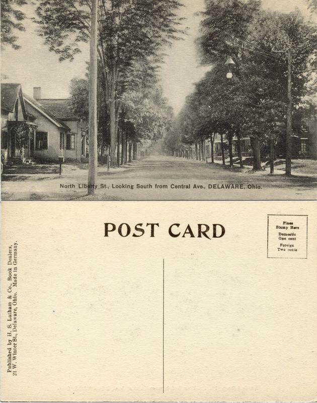 John Bricker Sr.'s Postcard Collection (p. 169)