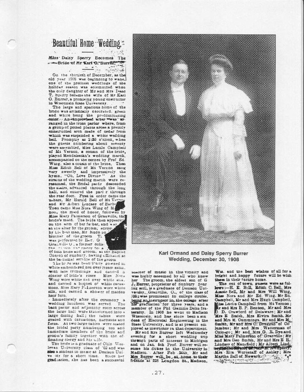 Flashback: A Story of Two Families (p. 34)
