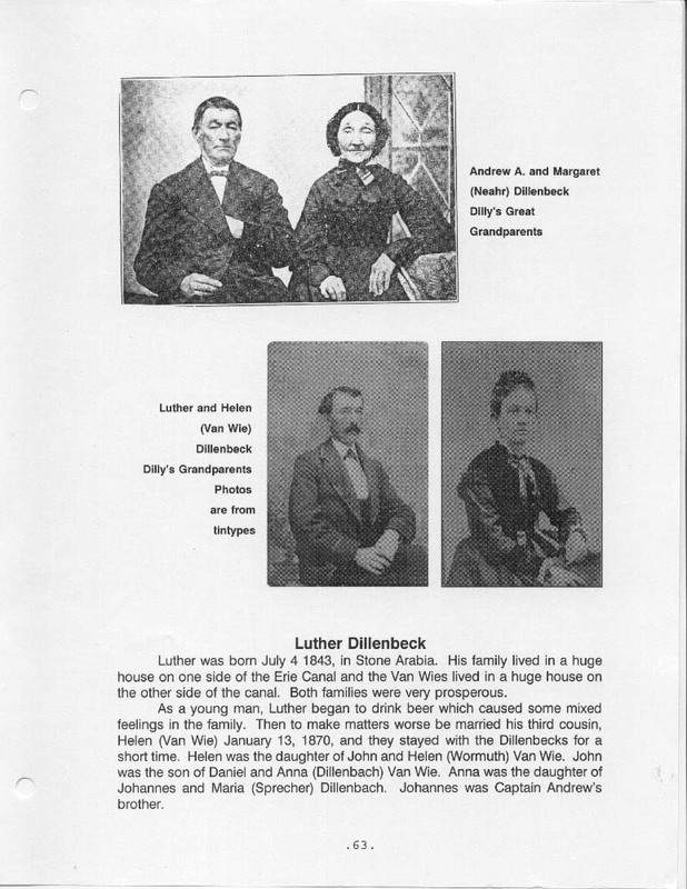 Flashback: A Story of Two Families (p. 72)