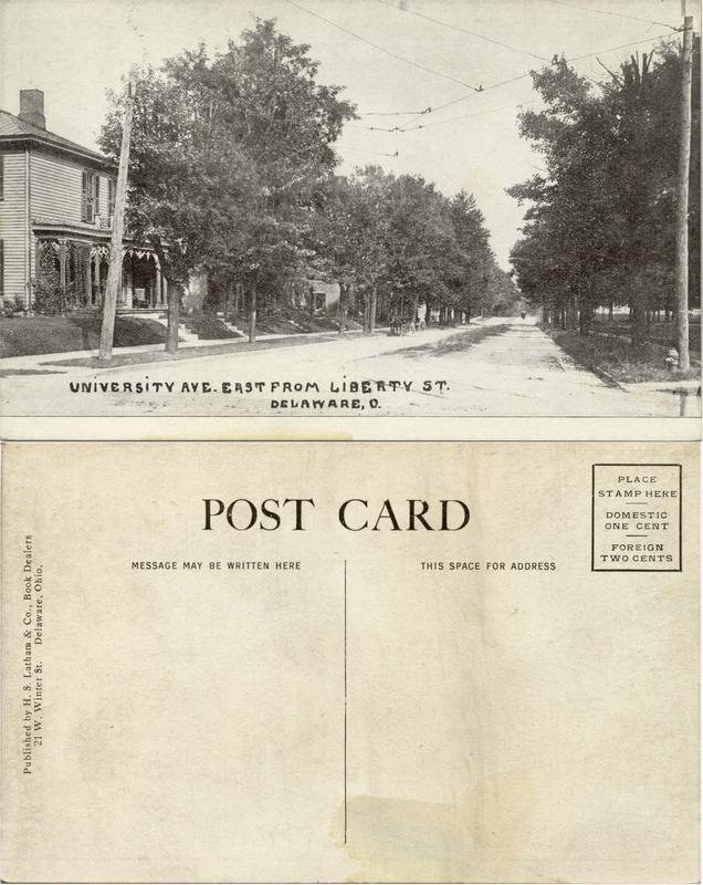 John Bricker Sr.'s Postcard Collection (p. 163)
