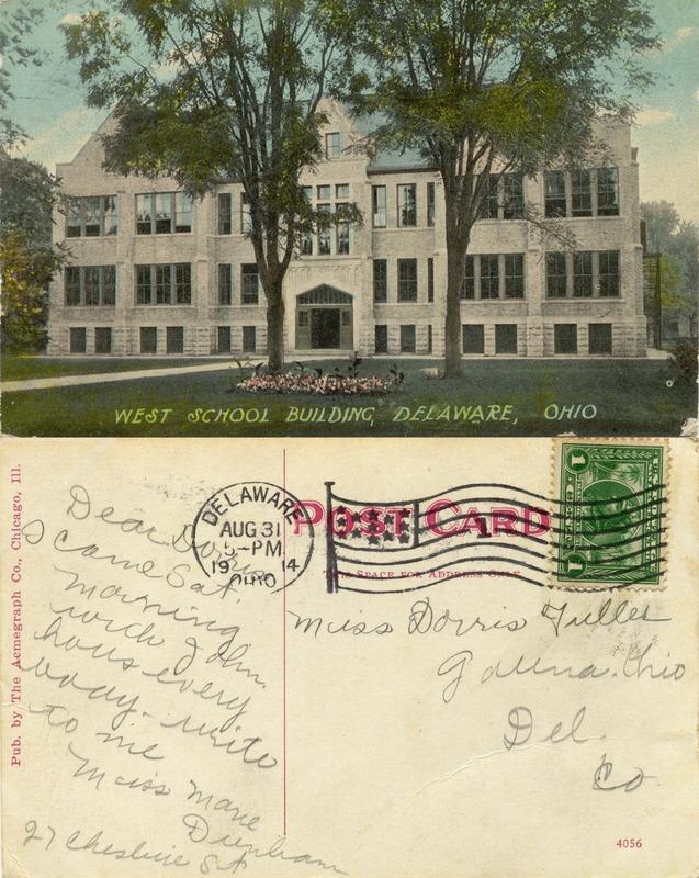 John Bricker Sr.'s Postcard Collection (p. 176)