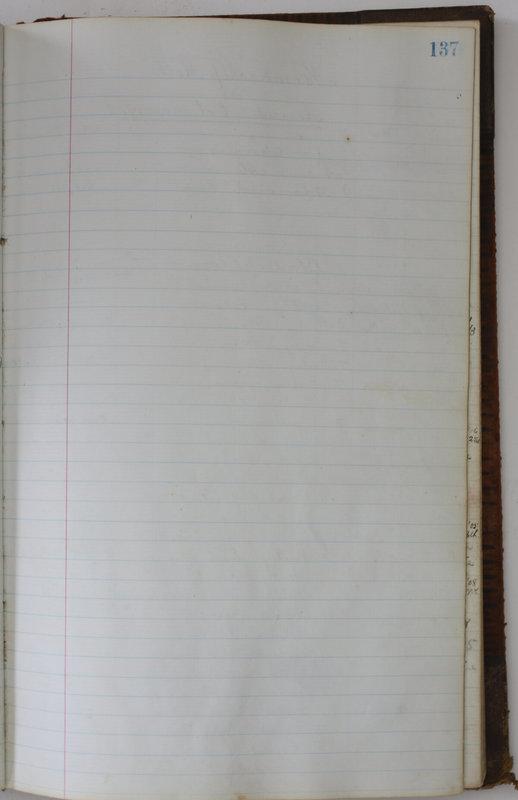 Sessional Records of the 1st Presbyterian Church of Trenton Delaware County Ohio 1873-1937 (p. 129)
