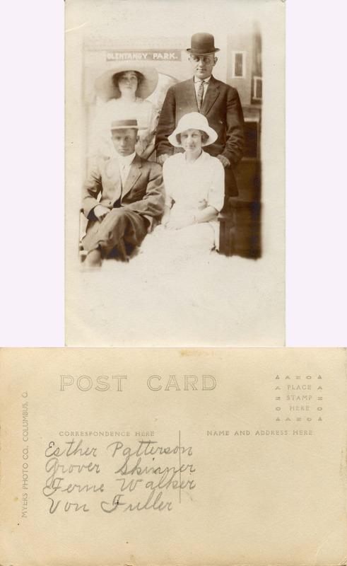 John Bricker Sr.'s Postcard Collection (p. 43)