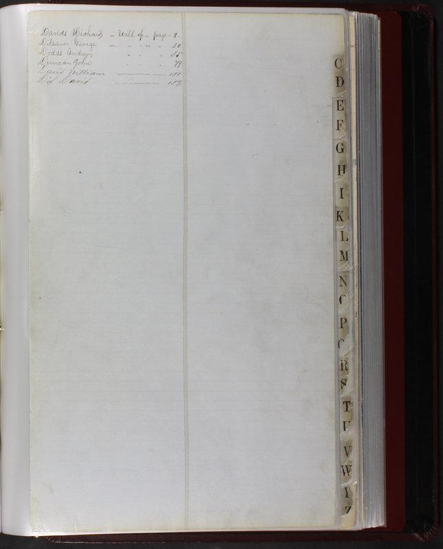 Delaware County Ohio Will Records Vol. 1 1812-1835 (p. 9)