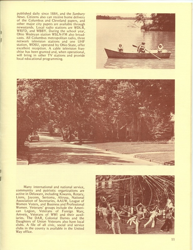Welcome to Delaware, Ohio (1973) (p. 13)