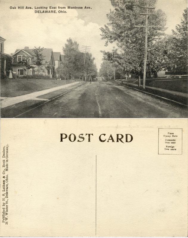 John Bricker Sr.'s Postcard Collection (p. 168)