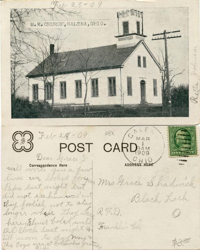 John Bricker Sr.'s Postcard Collection (p. 90)
