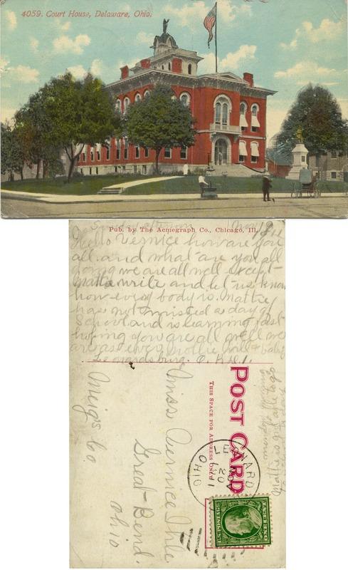 John Bricker Sr.'s Postcard Collection (p. 222)