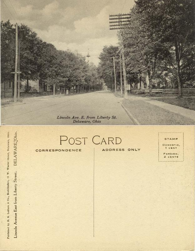 John Bricker Sr.'s Postcard Collection (p. 167)