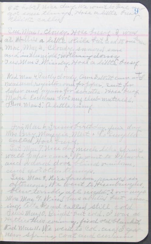 Roberta Hopkins' Journal 1941-1943 (p. 23)