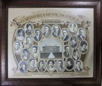Radnor High School Senior Class Picture 1928
