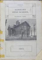 Annual of the Sunbury High School, Sunbury, Ohio. 1915 (p. 1)