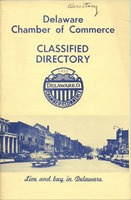 Delaware Chamber of Commerce Classified Directory (p. 1)