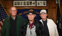 WW II Vets Recognized by Local Chapter of the American Legion (p. 1)