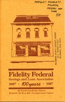 Fidelity Federal Savings and Loan Association 100 Years (p. 1)
