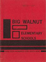 Big Walnut Elementary Schools, Nineteen Hundred and Sixty-nine. (p. 1)