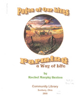 Pages of Our Lives... Farming: a Way of Life (p. 1)