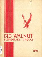 Big Walnut Elementary Schools, 1965. (p. 1)