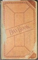 Hopkins House Day Book 1920-1925